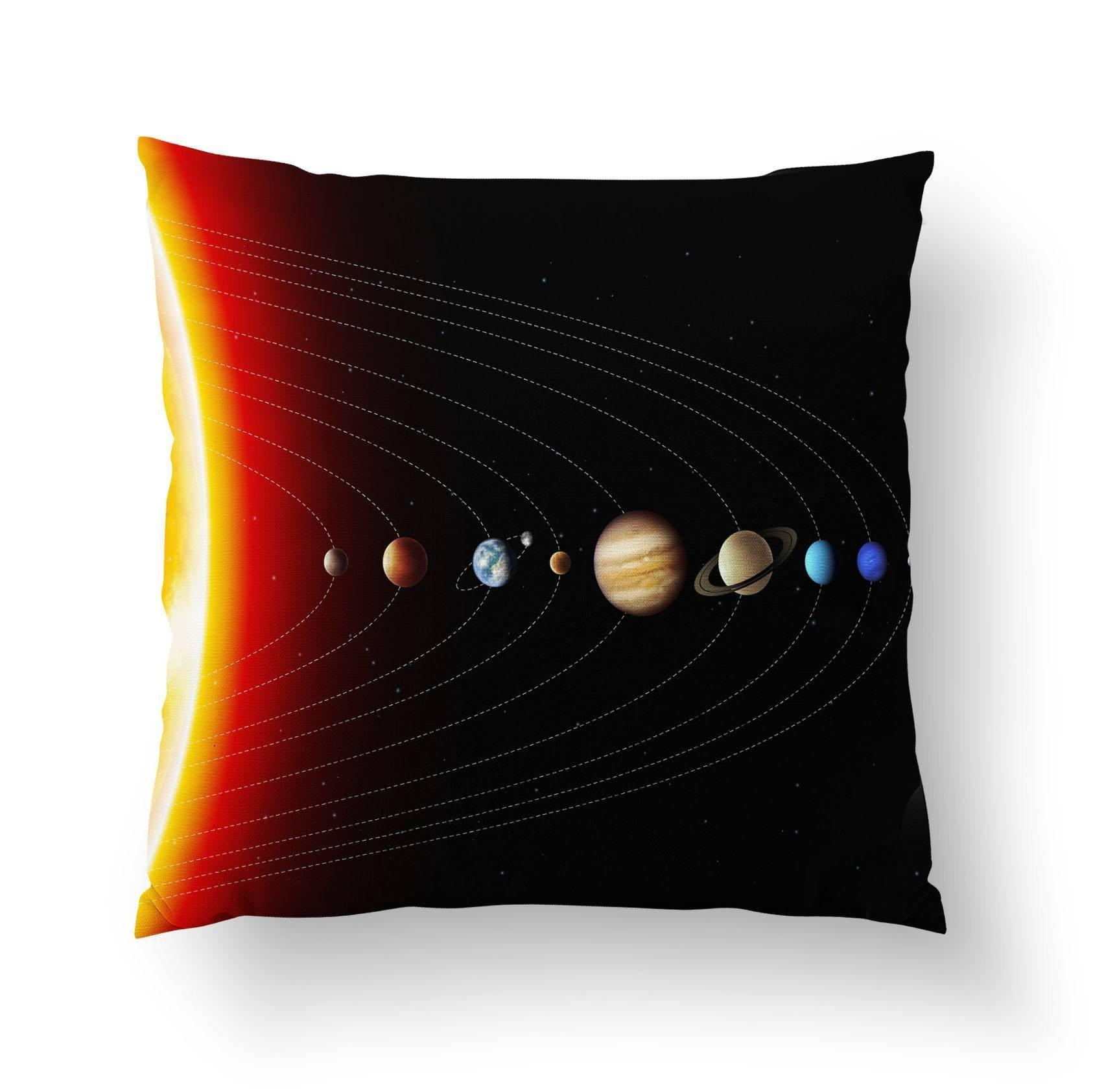 Solar System Pillow-W.FRANCIS