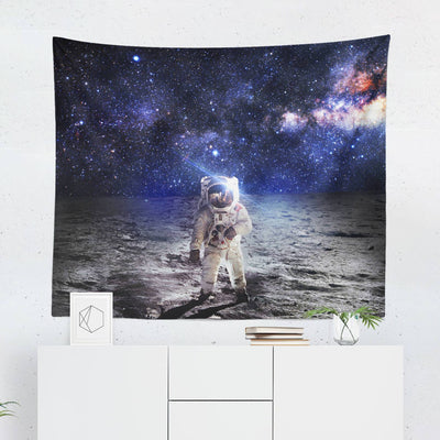Space Tapestry-W.FRANCIS