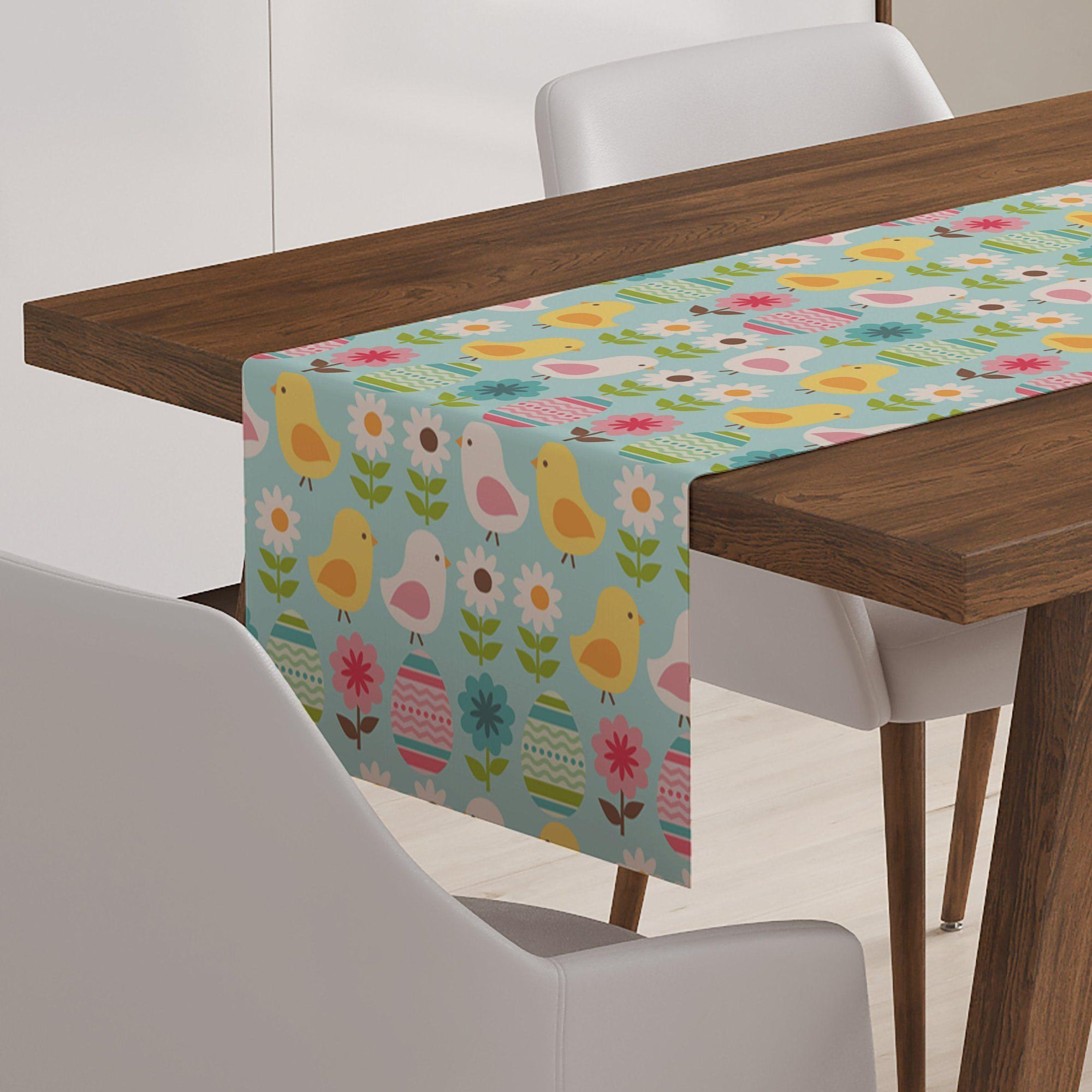 Springtime Table Runner-W.FRANCIS