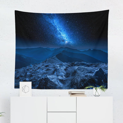 Star Wall Tapestry-W.FRANCIS