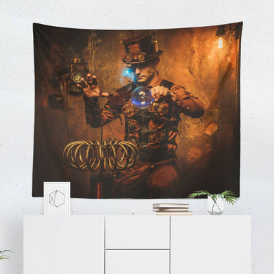 Steampunk Tapestry-W.FRANCIS