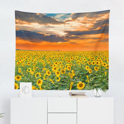 Sunflower Tapestry-W.FRANCIS