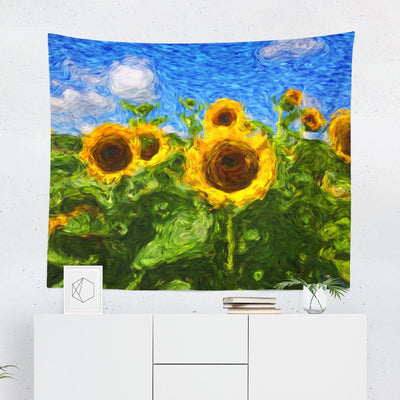 Sunflower Wall Hanging-W.FRANCIS