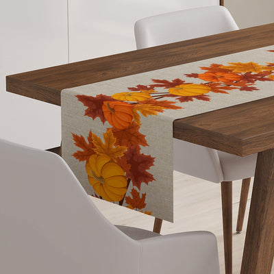 Thanksgiving Table Runner - Table Runners - W.FRANCIS