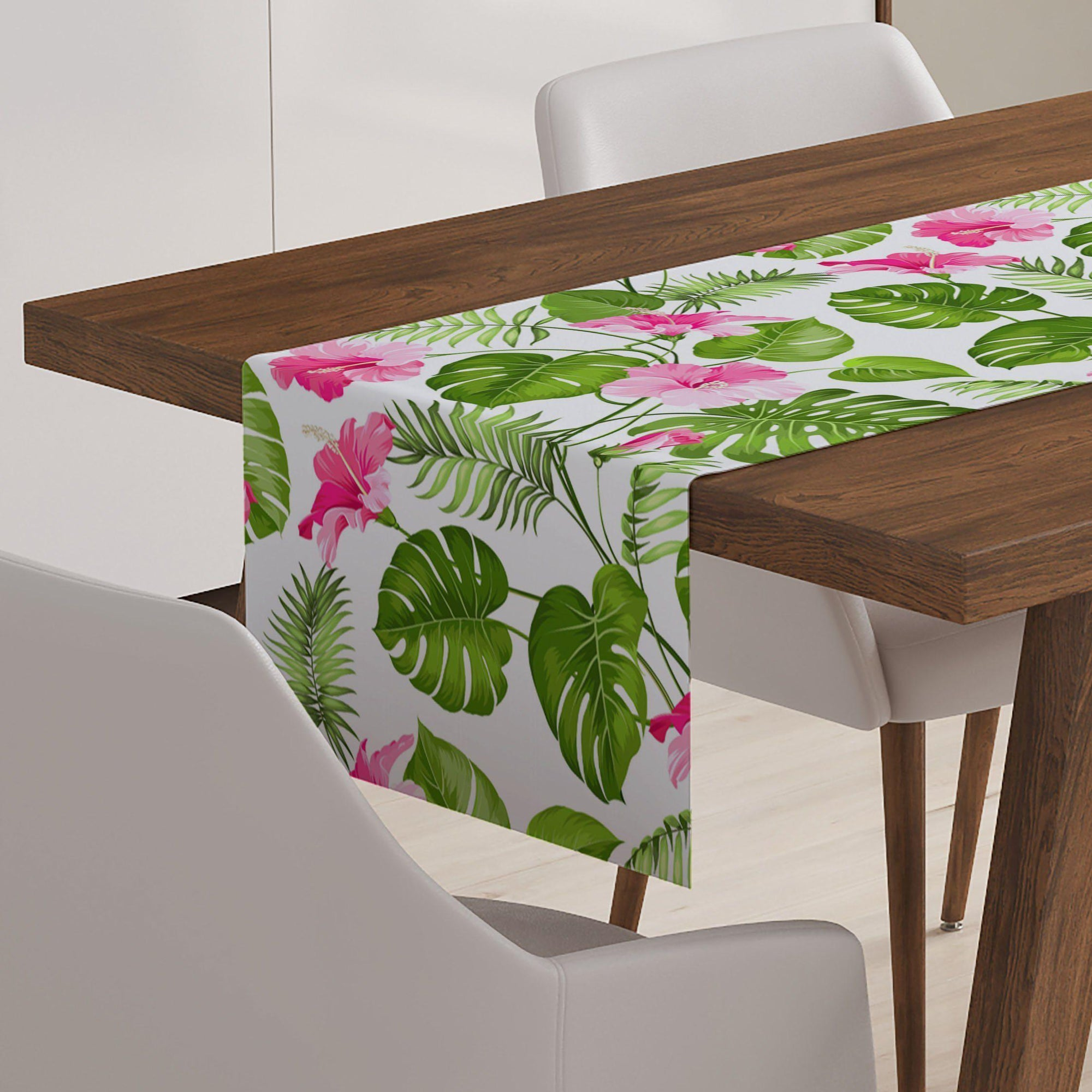 Tropical Table Runner-W.FRANCIS