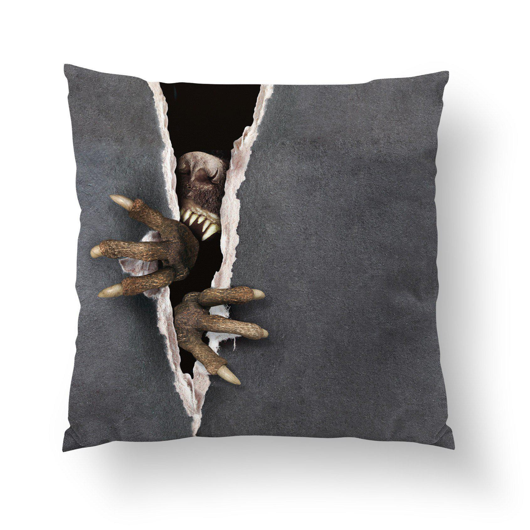 Werewolf Pillow - Pillow Covers - W.FRANCIS