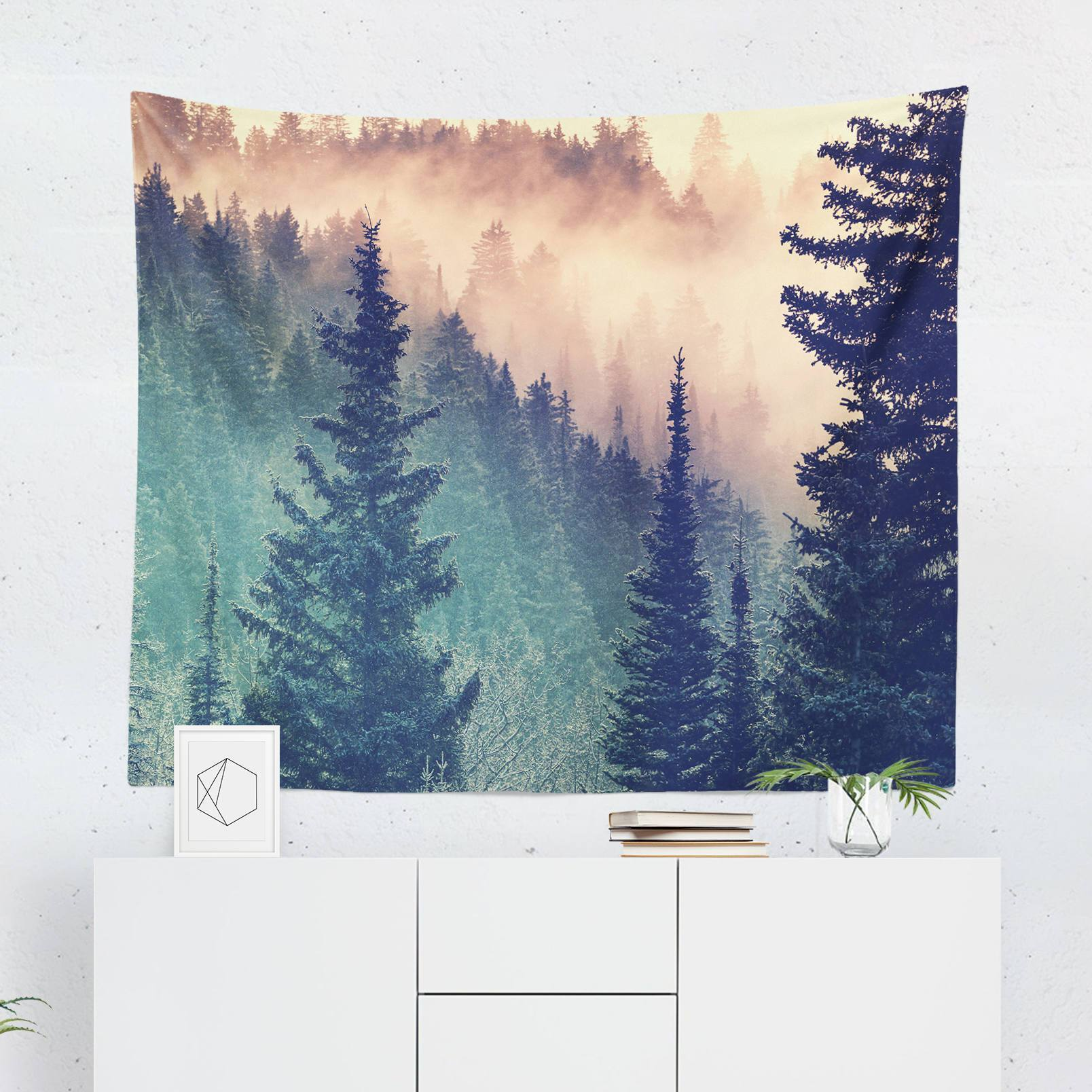 Wilderness Wall Tapestry - Tapestries - W.FRANCIS