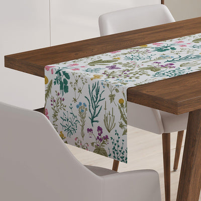 Wildflowers Table Runner-W.FRANCIS