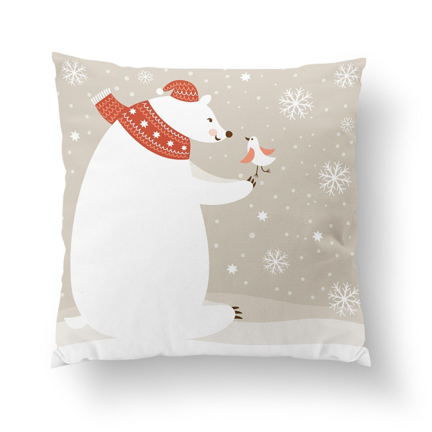 Winter Pillow - Pillow Covers - W.FRANCIS