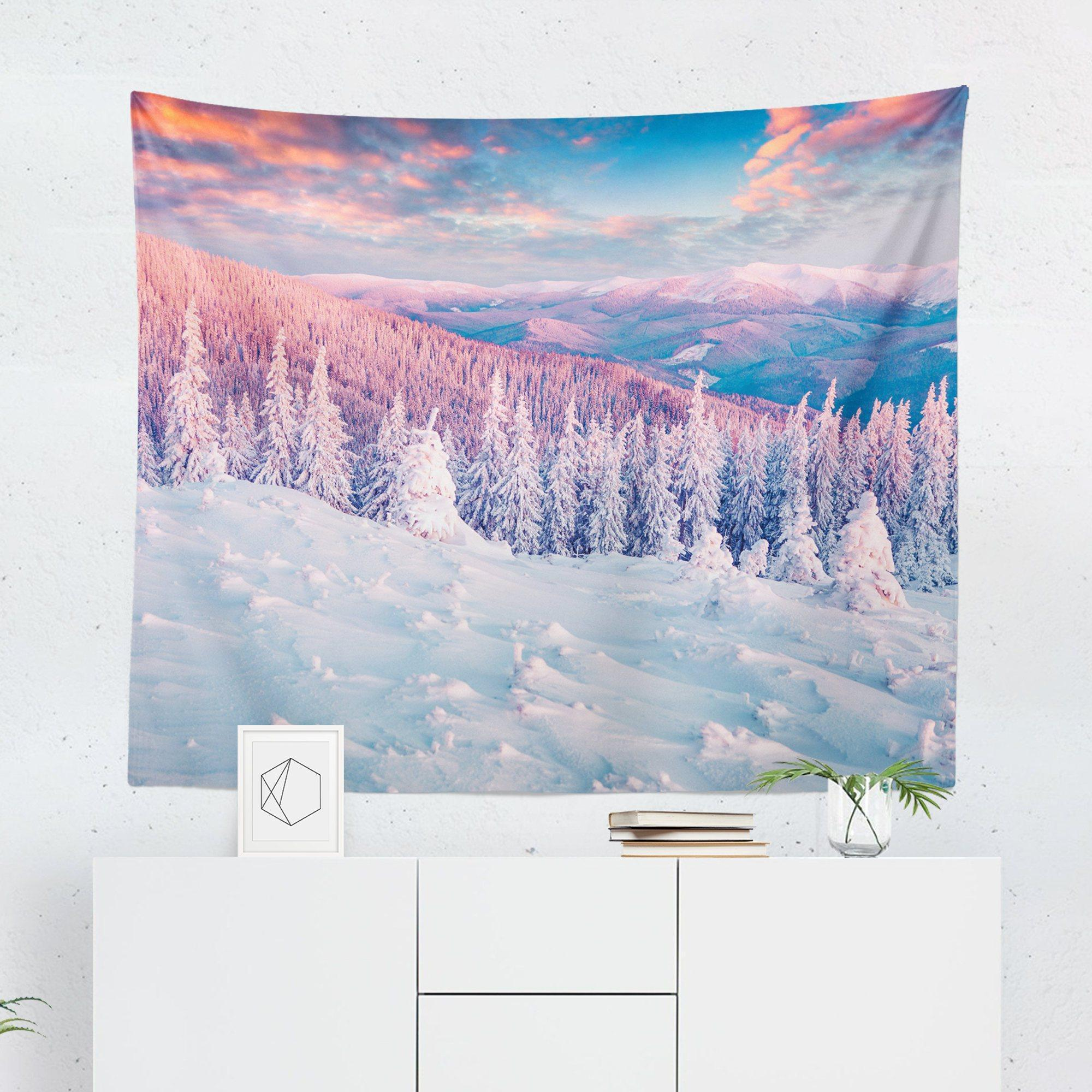 Winter Wall Tapestry-W.FRANCIS