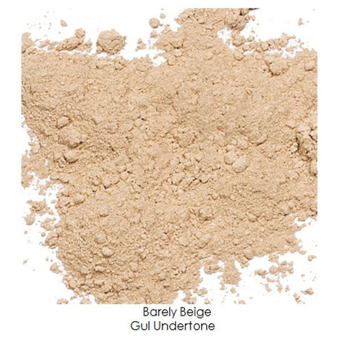 Loose Mineral Foundation Colour: barely beige - Brands Now