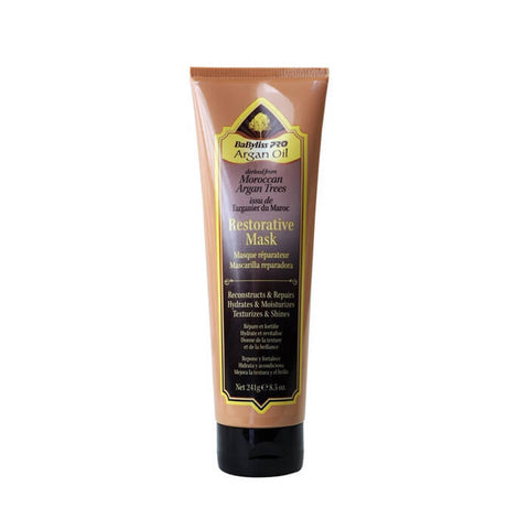 Babyliss Pro Argan Oil Restorative Mask 250 Ml - Brands Now