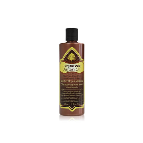 Babyliss Pro Argan Oil Repair Shampoo 350 Ml - Brands Now