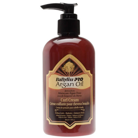 Babyliss Pro Argan Oil Curl Cream 300 Ml - Brands Now