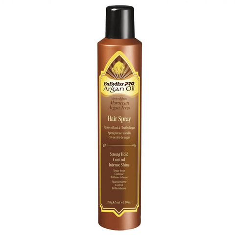 Babyliss Pro Argan Oil Hairspray 283 G - Brands Now