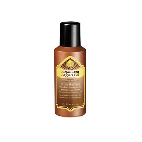 Babyliss Argan Oil Thermal Shine Spray 125 Ml - Brands Now