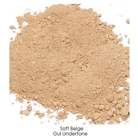 Loose Mineral Foundation Colour: soft beige - Brands Now
