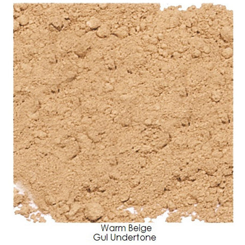 Loose Mineral Foundation Colour: warm beige - Brands Now