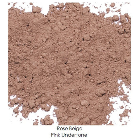 Loose Mineral Foundation Colour: rose beige - Brands Now