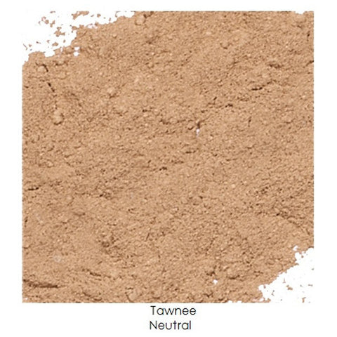 Loose Mineral Foundation Colour: tawnee - Brands Now