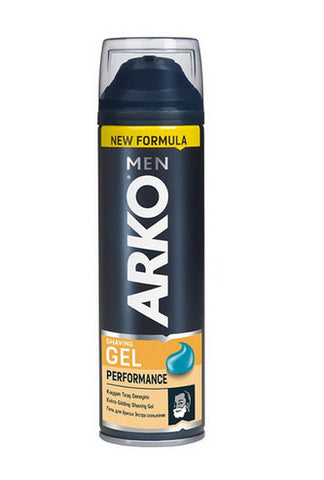 Arko Men Shaving Gel Performance