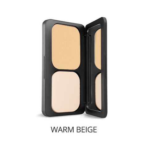 Pressed Mineral Foundation Colour: warm beige - Brands Now