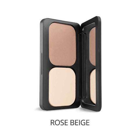 Pressed Mineral Foundation Colour: rose beige - Brands Now