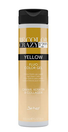 Be Color Crazy 12 Min Yellow 150ml
