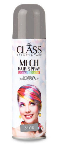 AC Class Mech Hair Spray Ultra Colors 150ml Silver