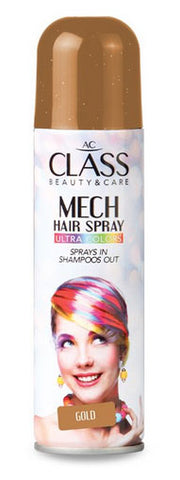 AC Class Mech Hair Spray Ultra Colors 150ml Gold