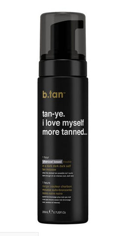 B.Tan Tan-Ye. I Love Myself More Tanned… Self Tan Mousse 200ml