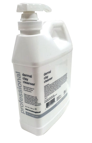 Dermal Clay Cleanser 32oz - Brands Now