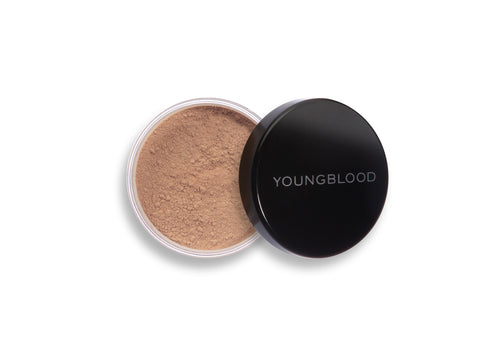 Loose Mineral Rice Powder Foundation Colour: dark - Brands Now