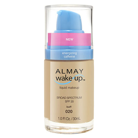 Almay Wake Up Liquid Makeup 020 BUFF