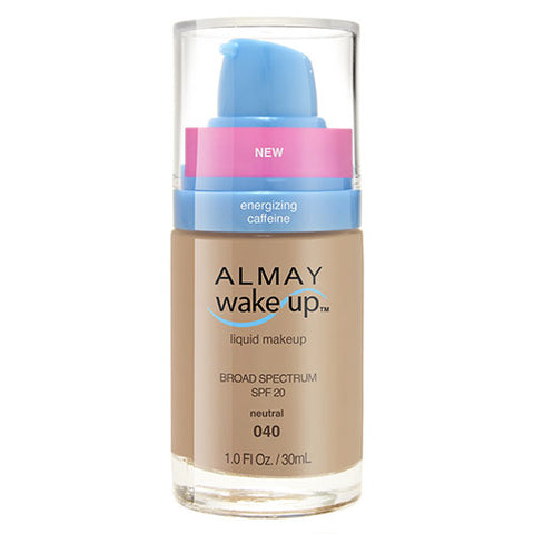 Almay Wake Up Liquid Makeup 040 NEUTRAL
