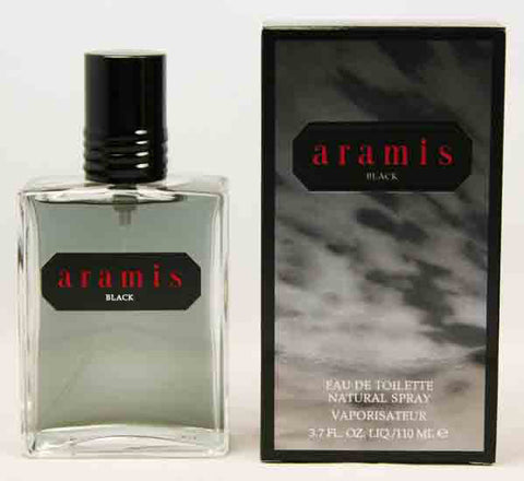ARAMIS ARAMIS BLACK EDT SPRAY 110ML - Brands Now