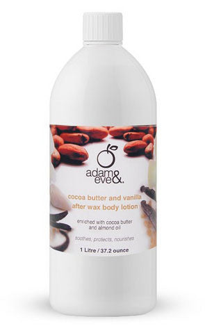 Adam & Eve Cocoa Butter & Vanilla Body Lotion 1Ltr