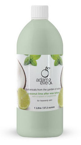 Adam & Eve Coconut & Lime Lotion 1Ltr
