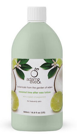 Adam & Eve Coconut and Lime Lotion 500ml