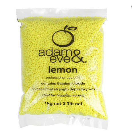 Adam & Eve Hot Wax Lemon 1kg