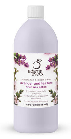 Adam & Eve Lavender Tea Tree Lotion 1Ltr