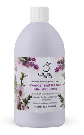 Adam & Eve Lavender Tea Tree Lotion 500ml