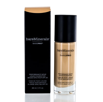 BAREMINERALS BAREPRO PERFORMANCE WEAR FOUNDATION LIQUID SILK 14 1.0 OZ (30 ML)