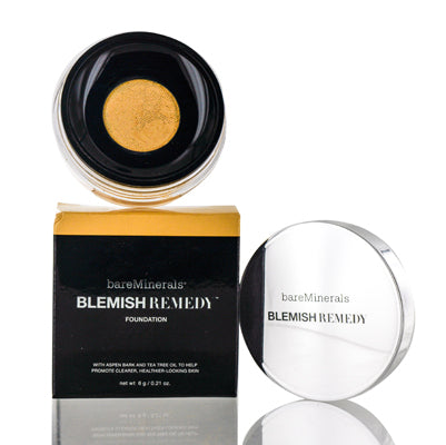 BAREMINERALS BLEMISH REMEDY CLEARLY PEARL FOUNDATION 0.21 OZ (6 ML)
