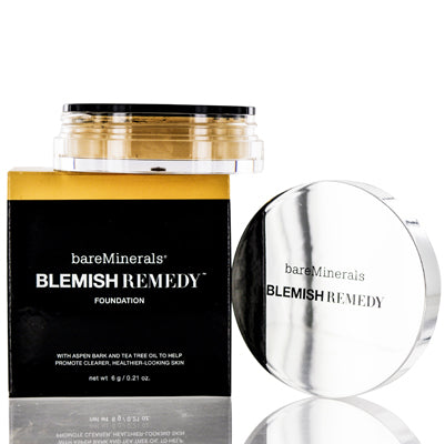 BAREMINERALS BLEMISH REMEDY CLEARLY CREAM FOUNDATION 0.21 OZ (6 ML)