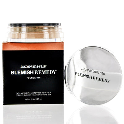 BAREMINERALS BLEMISH REMEDY CLEARLY LATTE FOUNDATION 0.21 OZ (6 ML)
