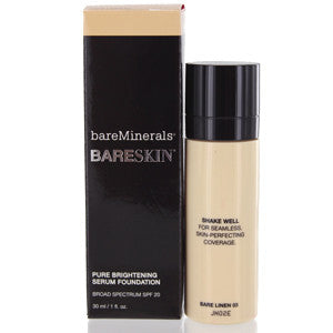 BAREMINERALS BARESKIN SPF 20 FOUNDATION SERUM(BARE LINEN) - Brands Now