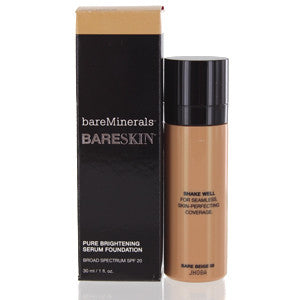 BAREMINERALS BARESKIN PURE BRIGHTENING SERUM FOUNDATION SPF 20(BARE BEIGE) - Brands Now