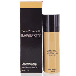 BAREMINERALS BARESKIN SPF 20 FOUNDATION SERUM (BARE NUDE) - Brands Now