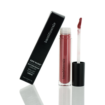 BAREMINERALS GEN NUDE BUTTERCREAM LIP GLOSS - HEARTBREAKER